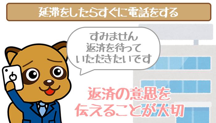 三井住友銀行カードローン延滞の内容