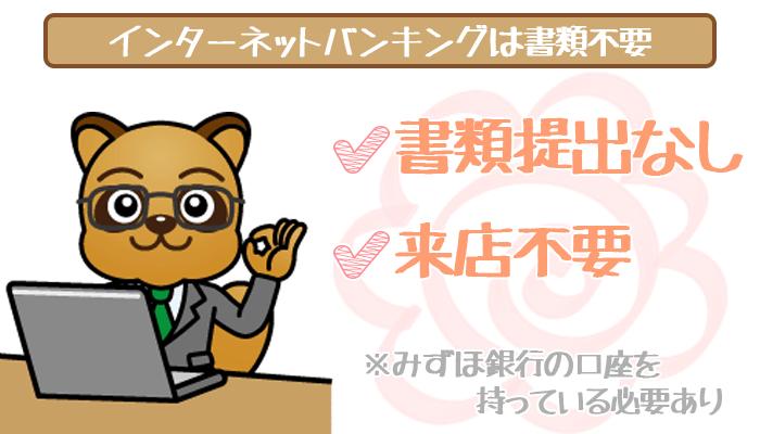三井住友銀行カードローンのインタネットバンキング