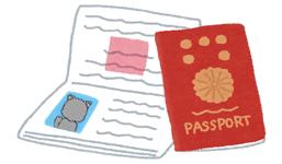 パスポートは顔写真・所持者記入のページをコピーすること