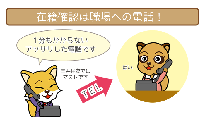 三井住友銀行カードローンの在籍確認を9つのQ&Aで徹底解説!