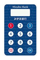 ワンタイムパスワードカード