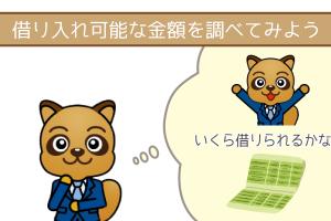 「利用可能額を知りたい」場合の返済シミュレーション例