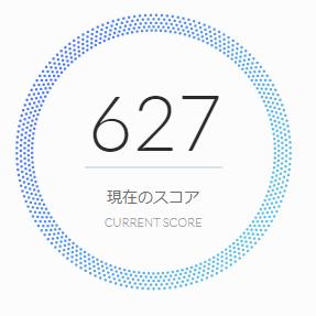 25歳・無職の人がAIスコア診断をやり直した結果:627点