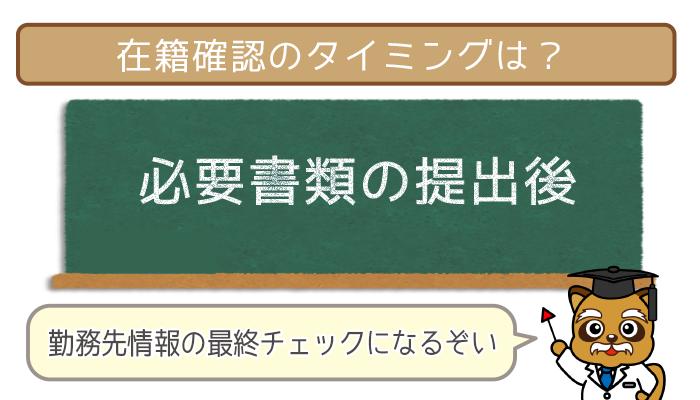 東京スター銀行おまとめローンの在籍確認のタイミング