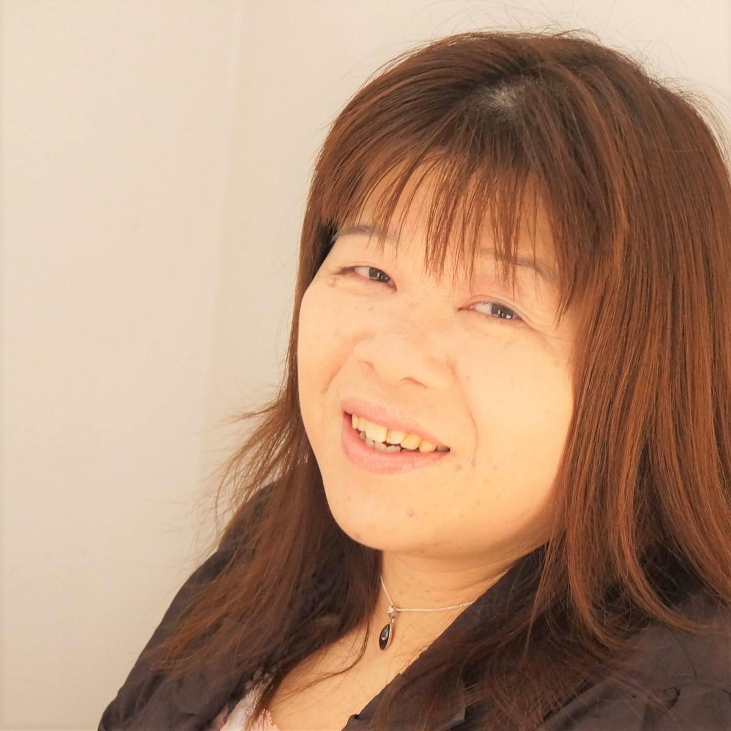 飯田道子先生
